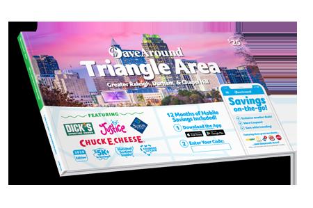 Triangle discount book