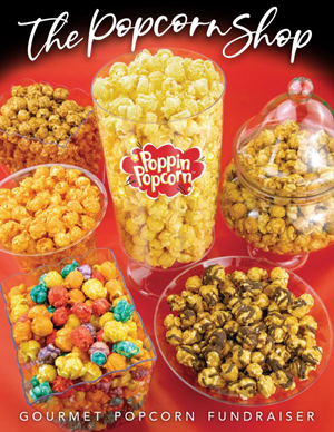 Popcorn fundraising